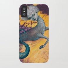 Capricorn iPhone X Slim Case