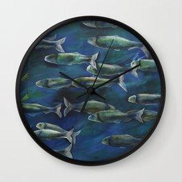 Herring Run Wall Clock