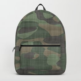 Camouflage Nature Backpack