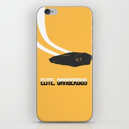 Elite: Dangerous inspired - The Cobra  iPhone Skin