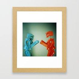 The Knockout Framed Art Print