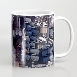 Moroccan Market Place: Cookware Booth Coffee Mug