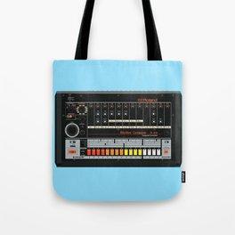 808 Square Tote Bag