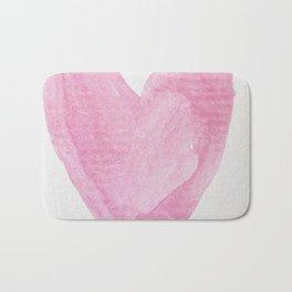Love pink 2 Bath Mat