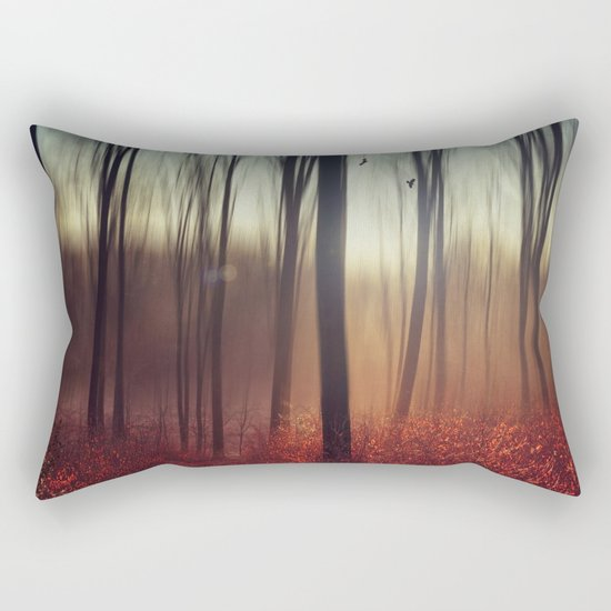 Crying Lights Rectangular Pillow