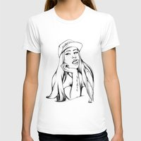 iggy T-shirts featuring Iggy by Liz Cowling