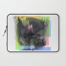 Brain Sync/Pastel Brights Laptop Sleeve