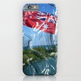 Marine Australia iPhone Case