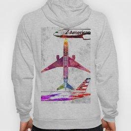 American 777 Hoody