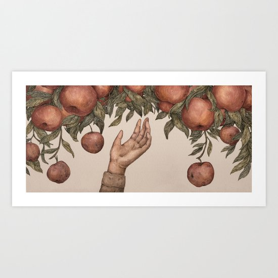 Apple Picking by jessicaroux