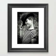 Juvenile Jazz 1 Framed Art Print