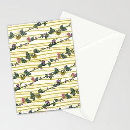 Jungle Animal Vines Stationery Cards