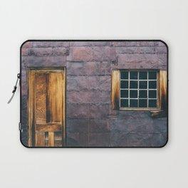 Tin Wall Laptop Sleeve