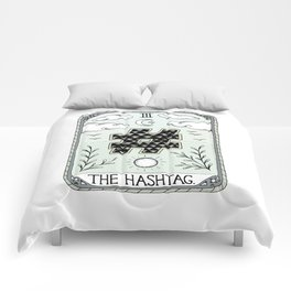 The Hashtag Comforters