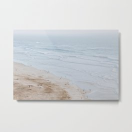 Ocean Beach / San Francisco, California Metal Print