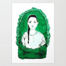 Laurels Art Print