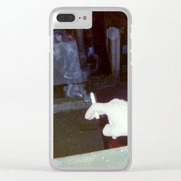 party Clear iPhone Case