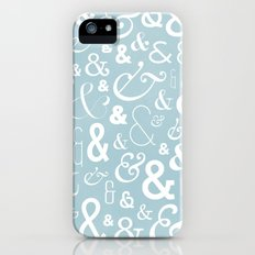 Ampersand iPhone (5, 5s) Slim Case