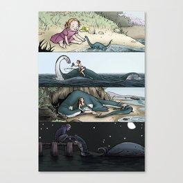 Monsters & Dames 2010 Canvas Print