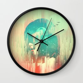 Immense Wall Clock