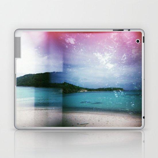 St John, USVI Multiple Exposure Laptop & iPad Skin