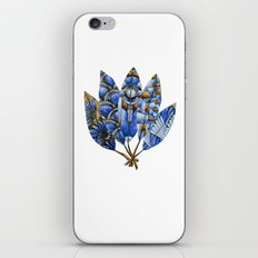 Gatsby Five Feathers iPhone & iPod Skin