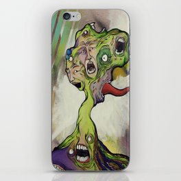 Blob Tree iPhone Skin