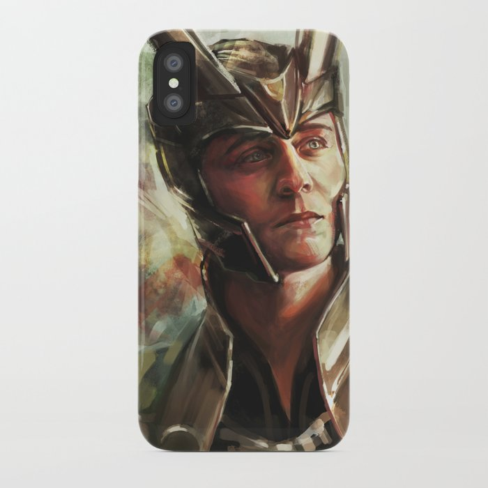 The Prince of Asgard iPhone Case