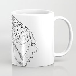 Dragon Fish Coffee Mug