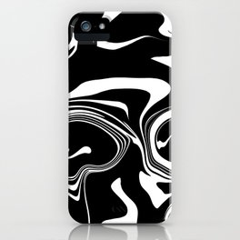 Liquified 03 iPhone Case