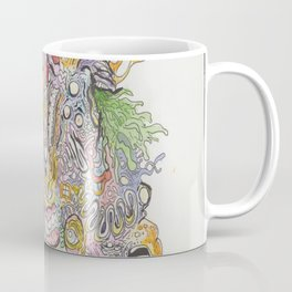 funky horror Coffee Mug