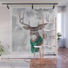 Mr. GQ Buck Wall Mural