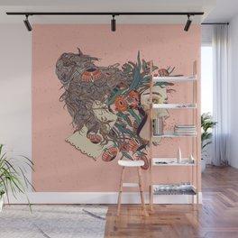 Fraise Wall Mural
