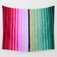 blanket Wall Tapestries featuring Blanket by John Lyman Photos