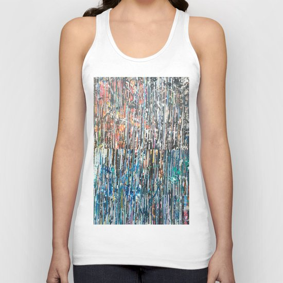 STRIPES 29 Unisex Tank Top