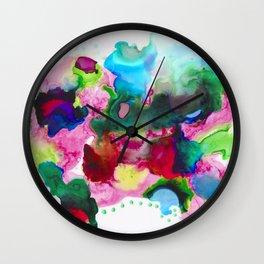 Ink 108 Wall Clock