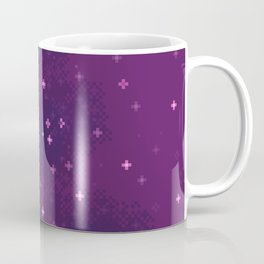 Bi Pride Flag Galaxy Coffee Mug