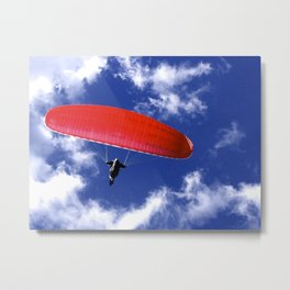 I can fly Metal Print