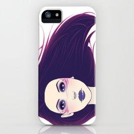 Shadow Queen iPhone Case