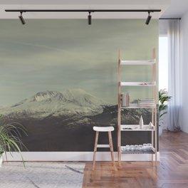 Mt. Saint Helens Wall Mural
