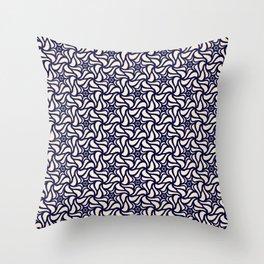 Pattern flower 4 Throw Pillow