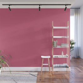 Fruit Dove | Pantone Fashion Color | Fall : Winter 2019-2020 | New York | Solid Color | Wall Mural