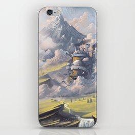 Howl's iPhone Skin