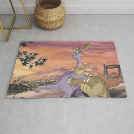 Great Valley Tours Rug