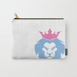 Come At The King, You Best Not Miss | Politics and Power Carry-All Pouch