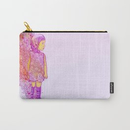 Flame doodle Carry-All Pouch