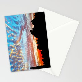 Sunset At Marbella Golf & Country Club Stationery Cards