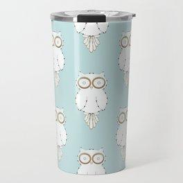Owl Travel Mug
