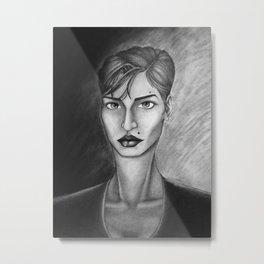 Intense Metal Print
