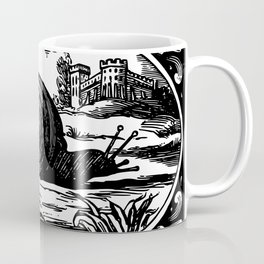 Divine emblems, or Temporal things spiritualized 1867 Coffee Mug